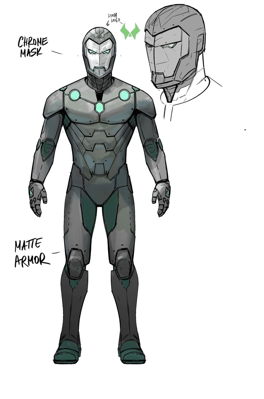 maleev debuts doctor dooms infamous iron man armor