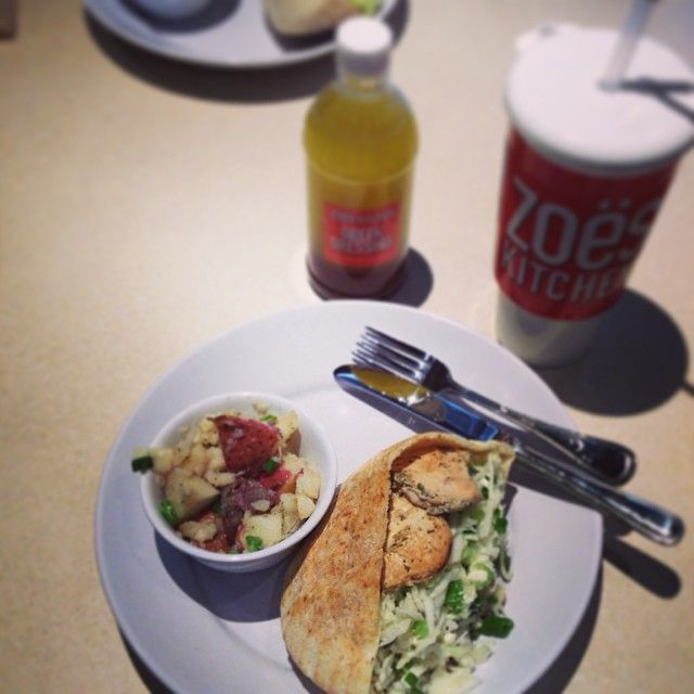 Zoe S Kitchen In Alpharetta Offers A Delicious Lunch Menu Yummy Lunches Delicious Whats For Lunch