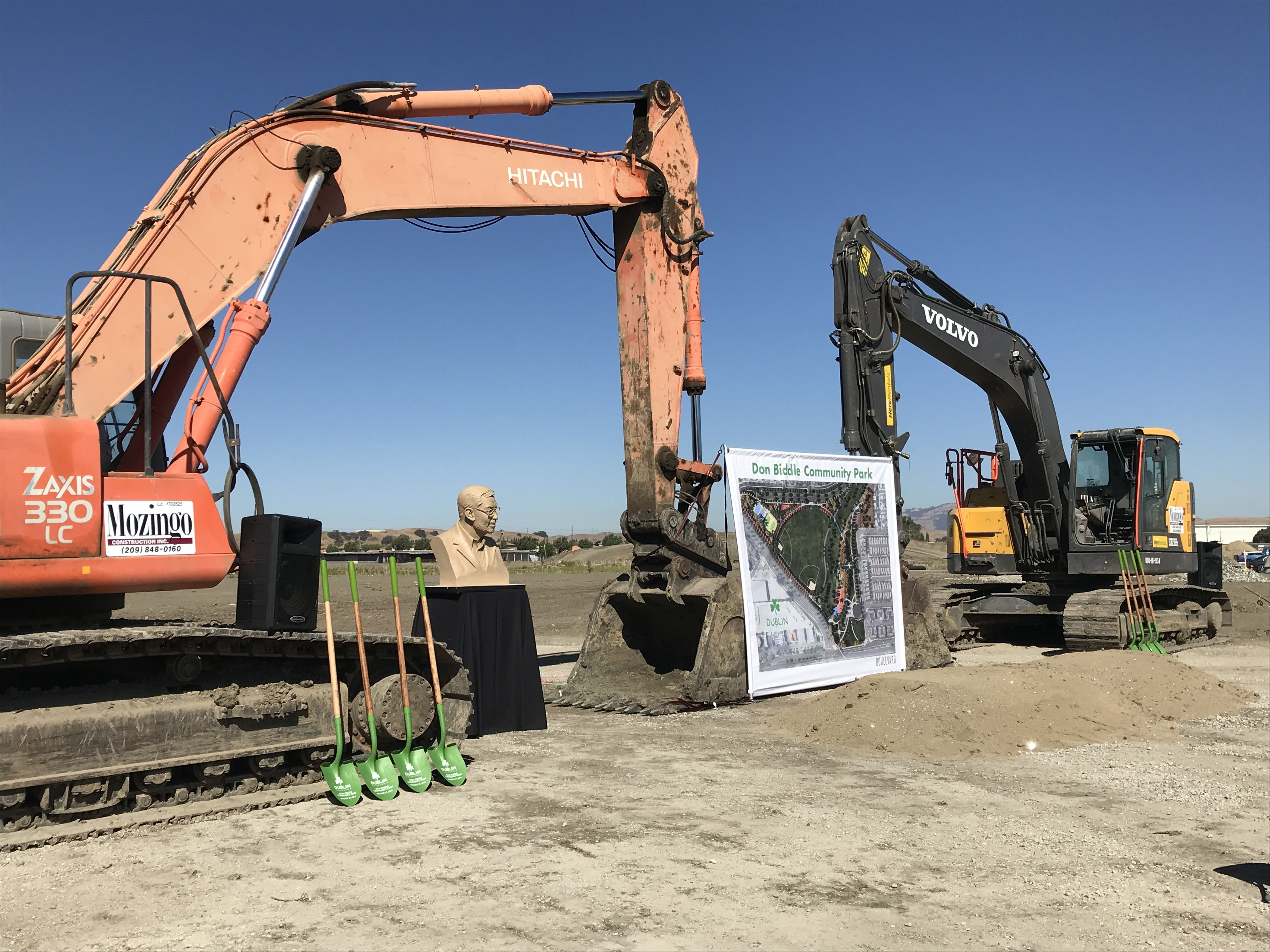 Tbt To Last Week During The Don Biddle Community Park Groundbreak At Boulevard In Dublin Missed I Community Park New Home Communities San Francisco Bay Area