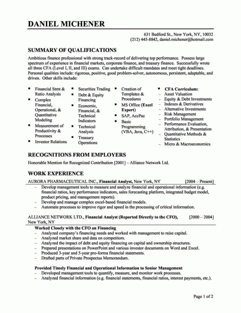 gis data analyst resume essay examples real sample professional ...