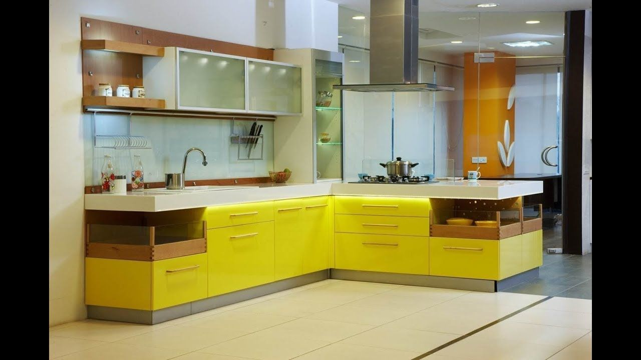 Top Modular Kitchen Designs 2020 - Something New | Cocinas ...