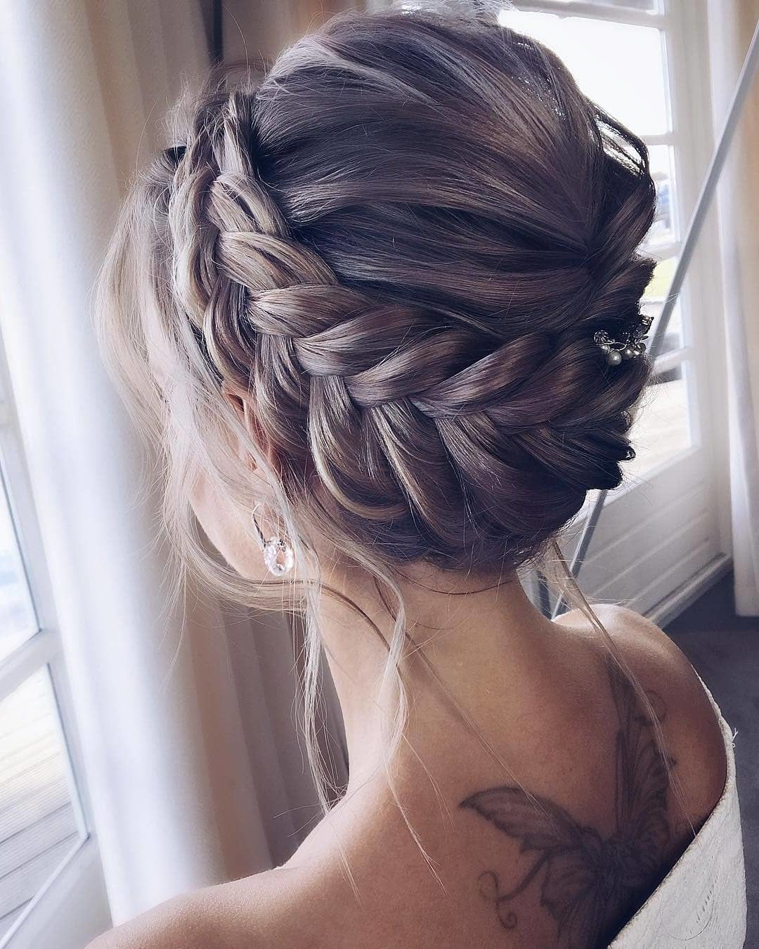 10 Wedding Hairstyles for Medium Length - With Hairstyle  Medium
