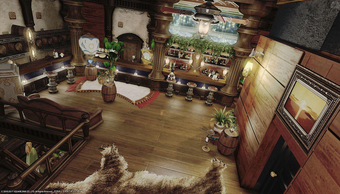 Ffxiv Small House Basement