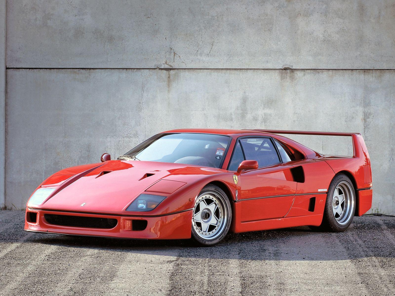 Ferrari F40 Fot 2 Jpg 1600 1200