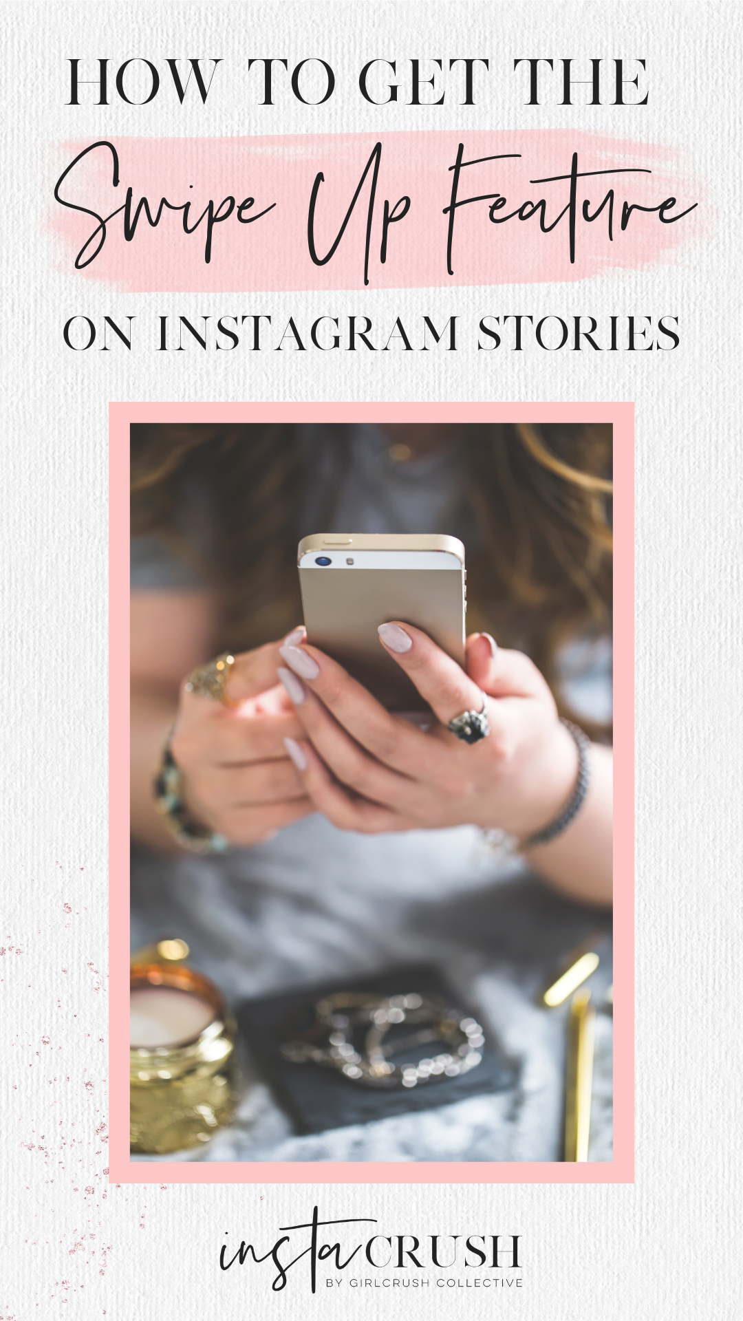 Have You Seen Those Instagram Stories That Let You Swipe Up To Go Directly To A Link Much Easier T Instagram Marketing Tips Instagram Story Instagram Strategy