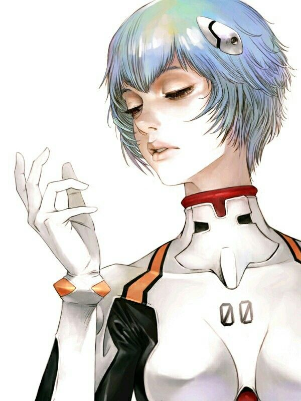 Lady Love Ryo Ayanami