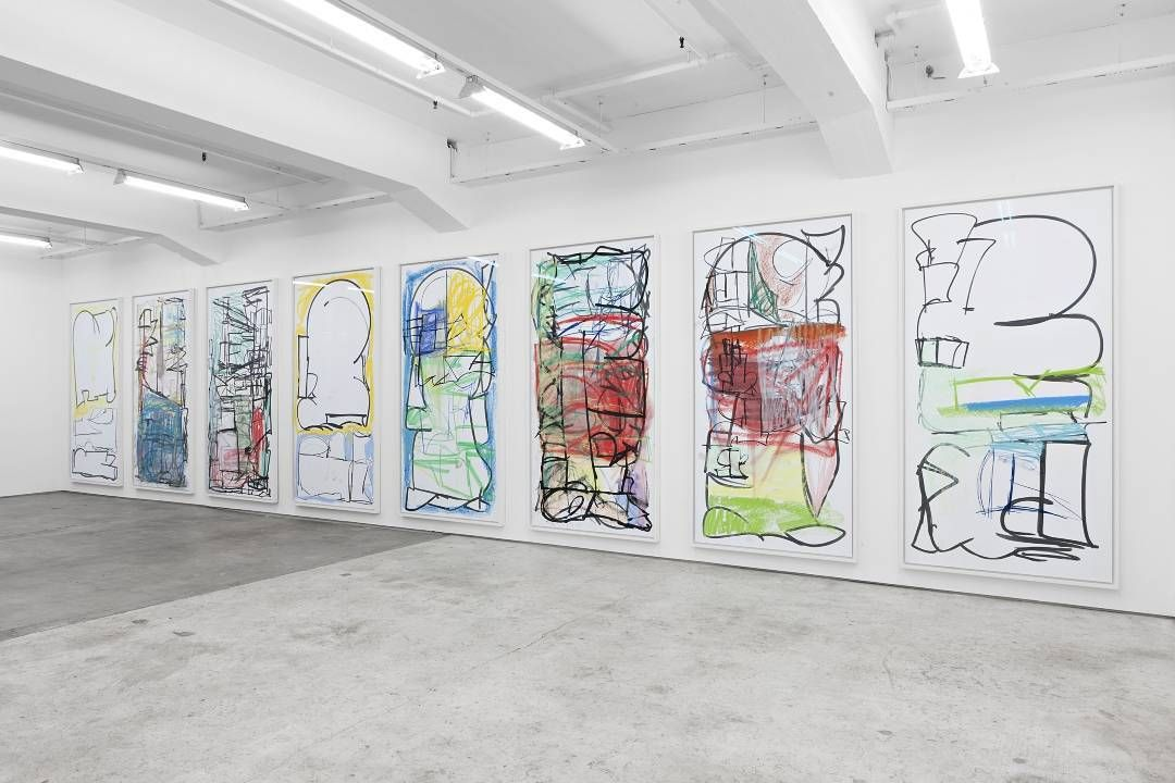 8 idées de Aaron Garber-Maikovska   encre, gibier, contemporain