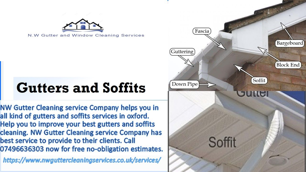 Affordable Best Gutters And Soffits In Oxford Cleaning Gutters Window Cleaning Services Gutters