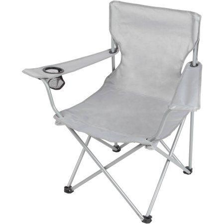 Ozark Trail Folding Chair Gray Outdoor Chairs Ozark Ozark Trail