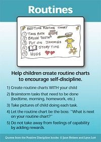 Photo of Positive Discipline Parenting Tool Cards