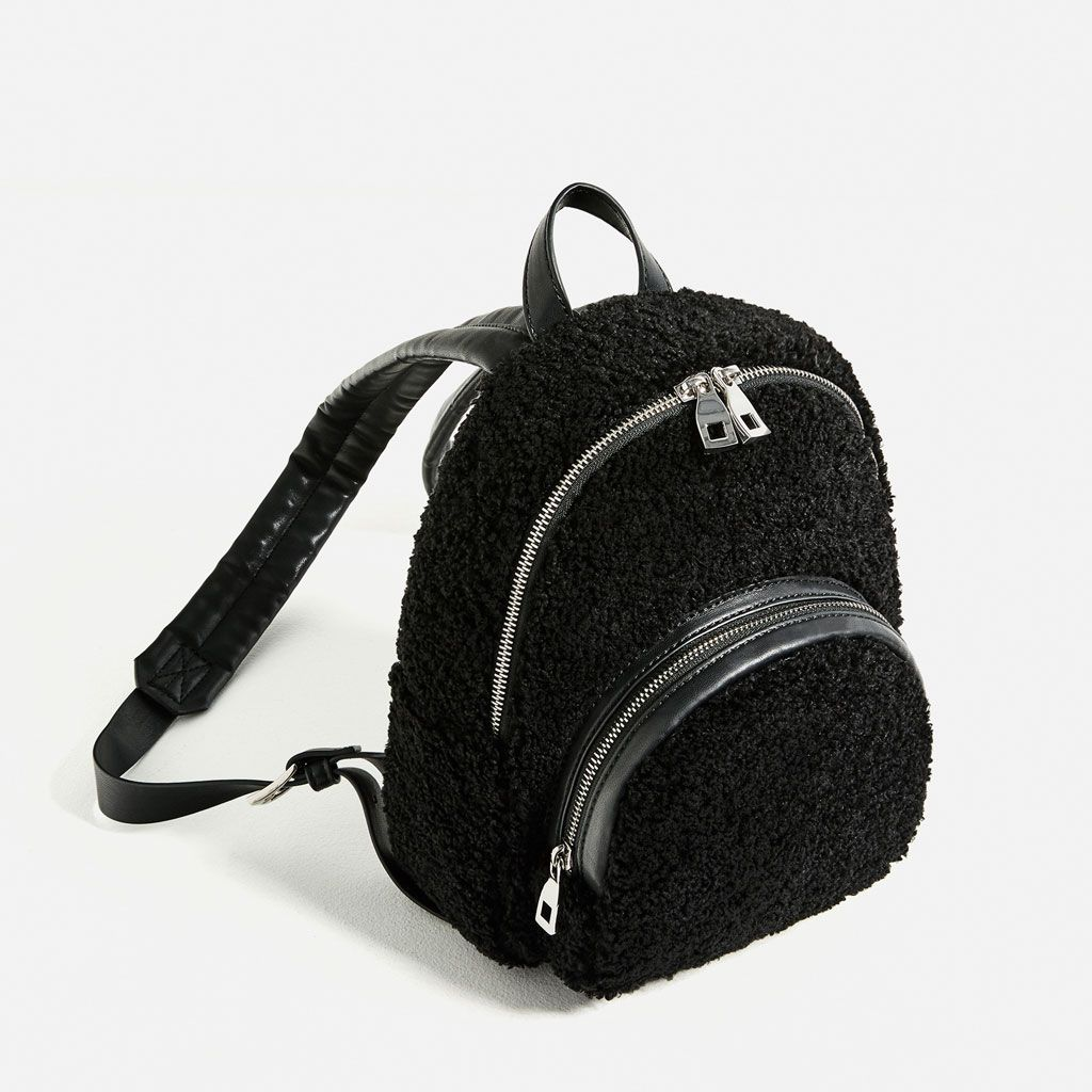 sac dos fantaisie sacs dos sacs femme zara france. Black Bedroom Furniture Sets. Home Design Ideas