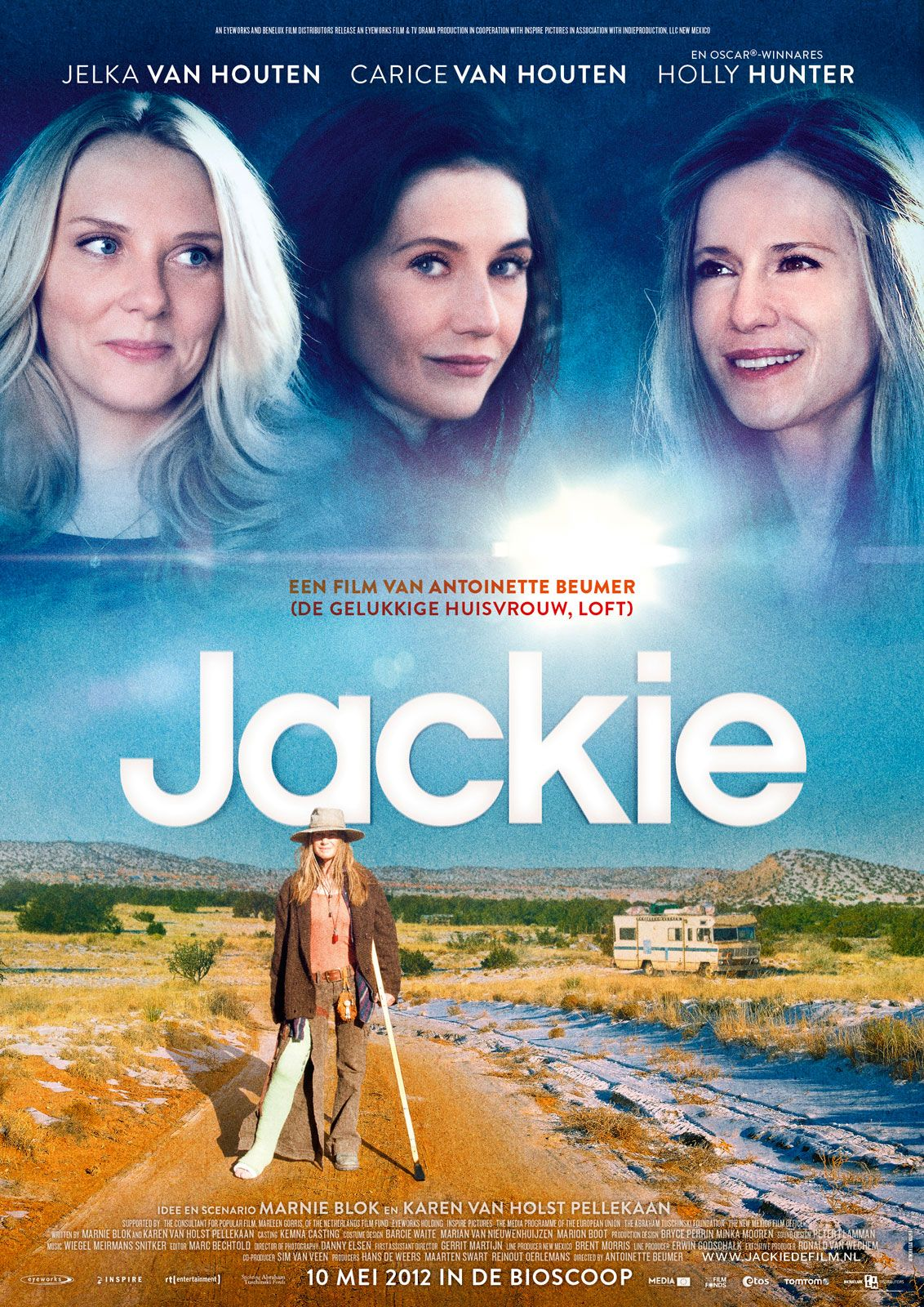 De Nederlandse speelfilm Jackie is te zien op 4 november om 20.00 uur in het Filmhuis. Meer info: www.filmhuisdenbogerd.nl