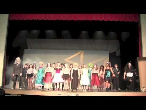 CWDHS Time Warp 2013.  This was a lot of fun:)