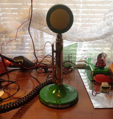 Pin On Radio Stuff Microphones Morse Keys Headphones And Such