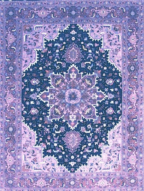 Home Design Style Decor Rug Bohemian Persian Carpet