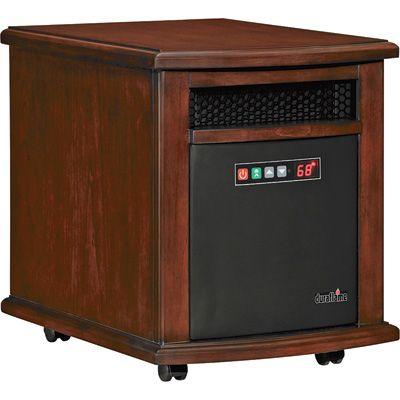 Duraflame Powerheat Infrared Quartz Heater 5200 Btu 1500 Watts