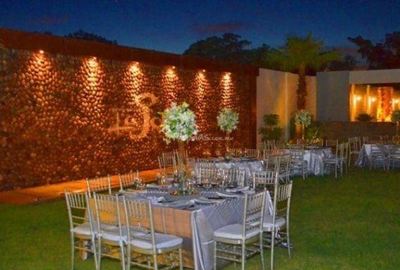 Eventos Al Exterior De Salon La Jolla Salon De Fiestas Jardin Terraza Eventos Casas Para Eventos