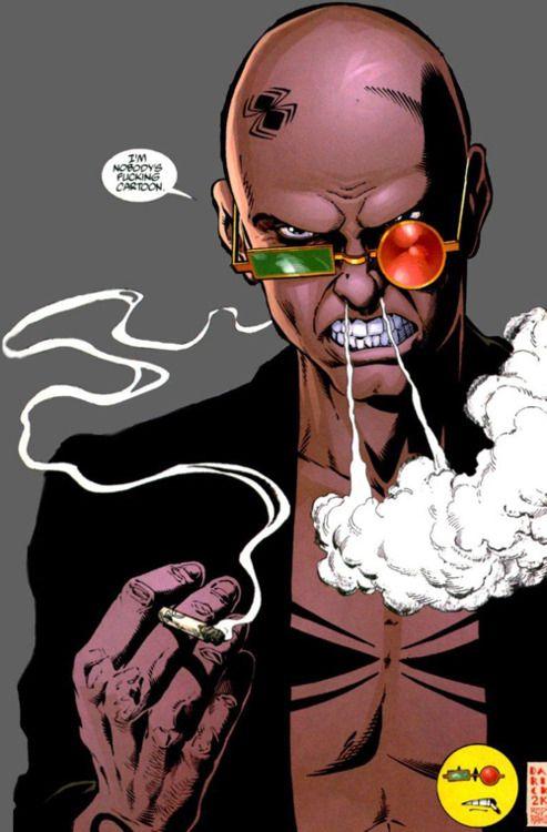 Spider Jerusalem - Darick Robertson | Historietas comic, Cómic, Cómics