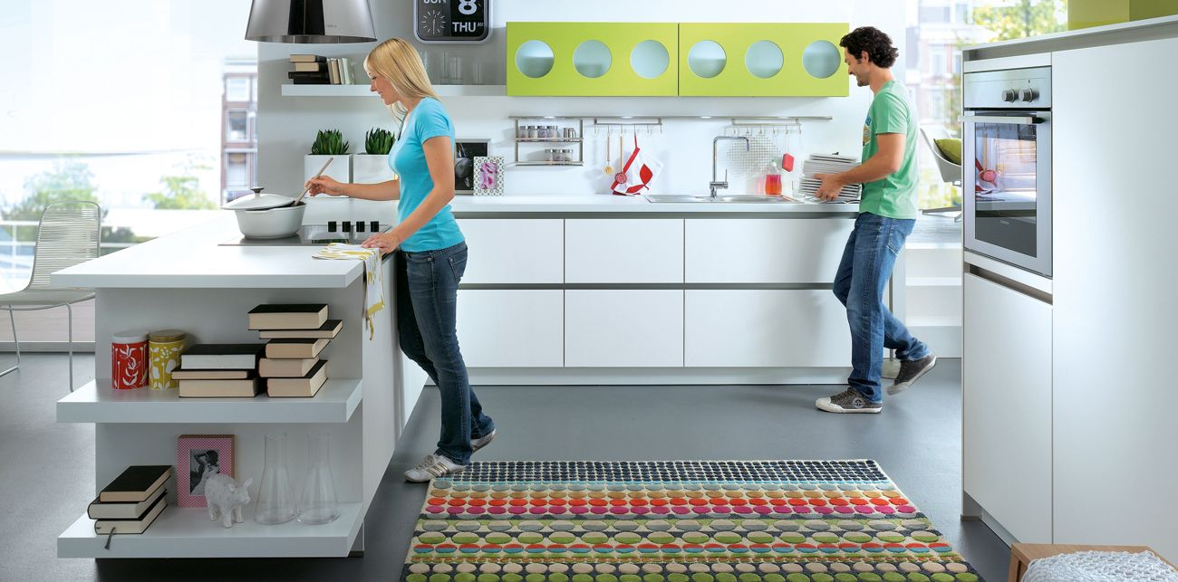 Cooking in a #kitchen you love makes it so much more enjoyable ...