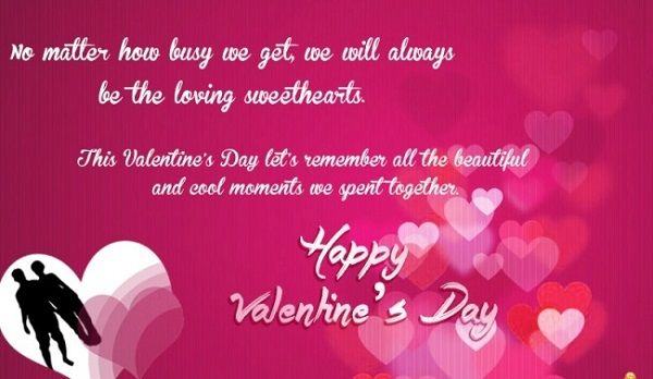 Heart Touching Valentines Day Messages for You | Valentine\'s Day ...