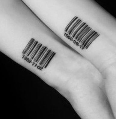 74 Matching Tattoo Ideas To Share With Someone You Love Matching