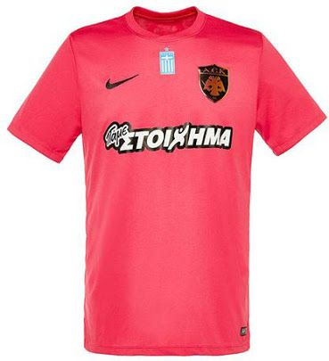 The new Nike AEK FC third kit introduces one of the