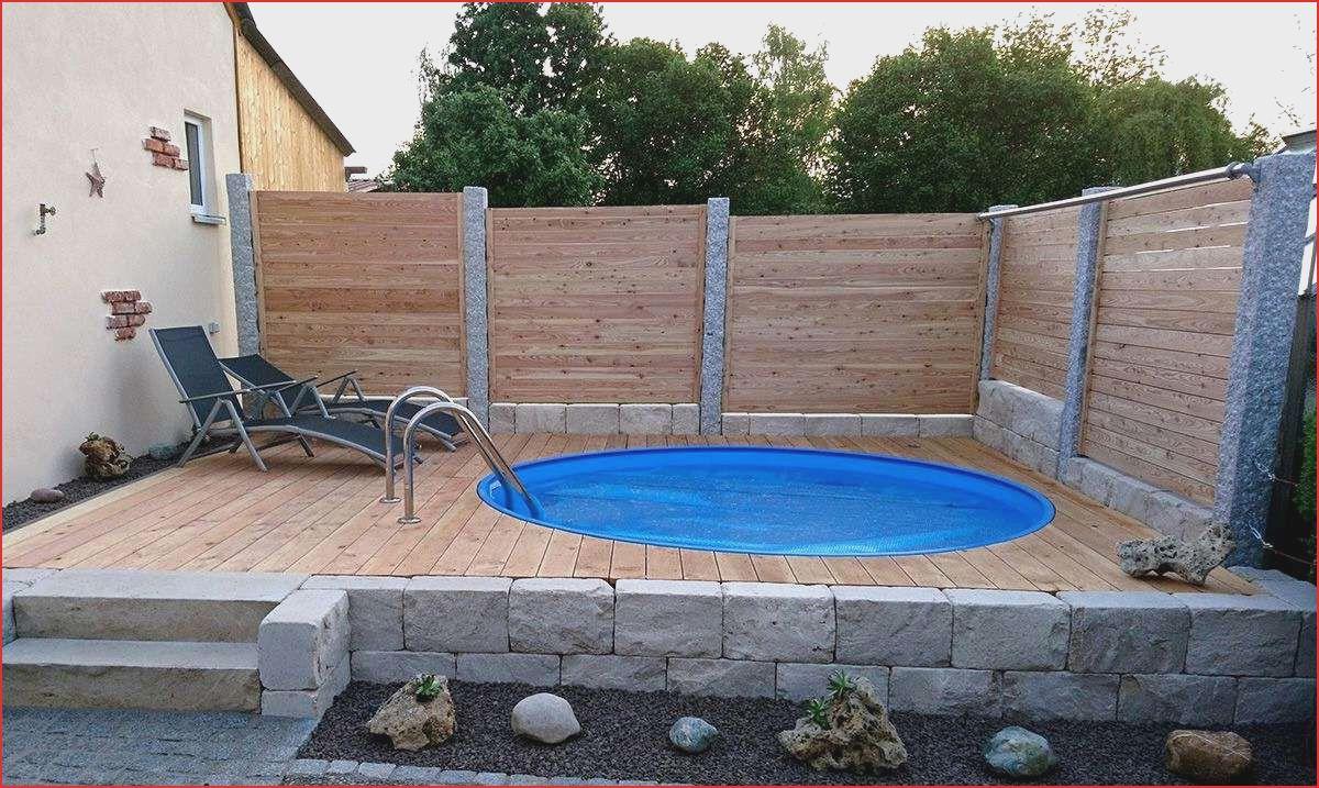 Garten Design: 30 Luxus Garten Pool Selber Bauen  O66p #poolimgartenideen