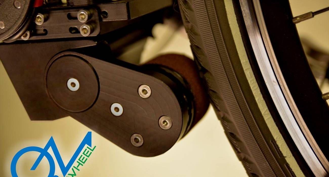 Der Go E Onwheel Bike Motor Ist Ein Reibrollen Antrieb Zum Nachrusten Und Wirkt Direkt Auf Das Hinter Fahrrad Elektromotor Fahrrad Mit Hilfsmotor Fahrrad Motor