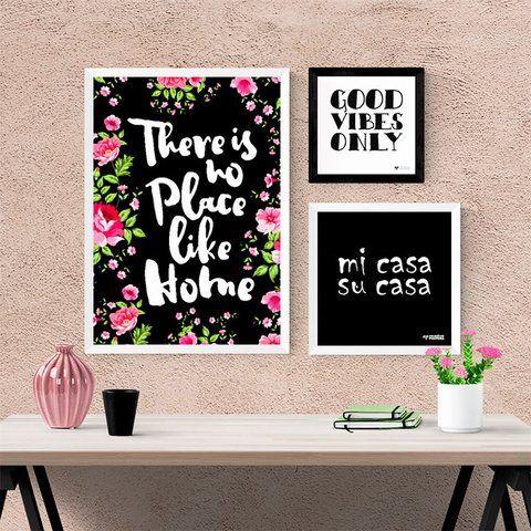 01176e820 Kit Home - comprar online Kit Quadros Decorativos