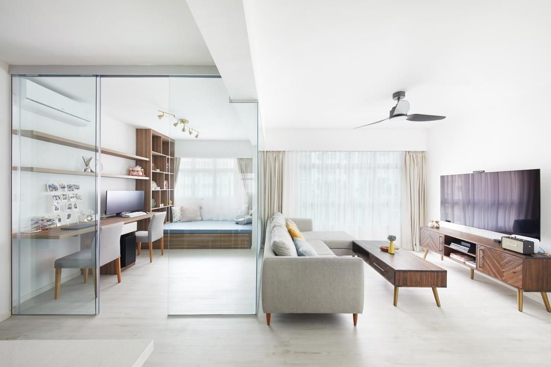 How To Read Your Hdb Floor Plan In 10 Seconds Interior Design Singapore Interior Design Interior Design Living Room