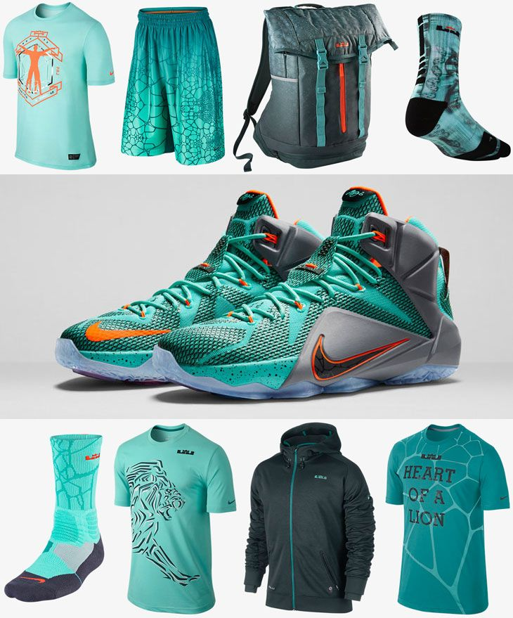 4ef686ad13d lebron 12 outfits - Google Search