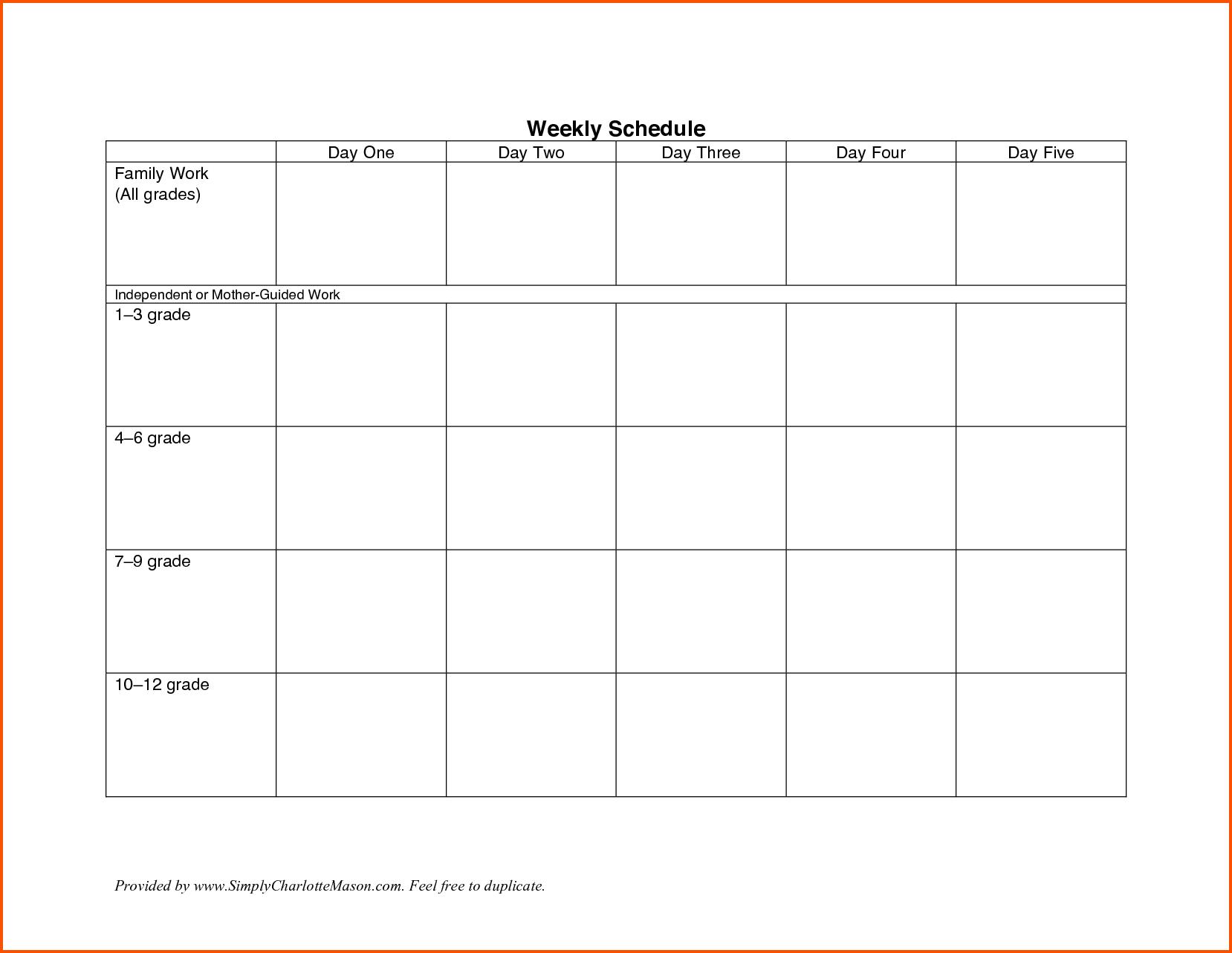 14 Free Weekly Schedule Template Survey Template Words Schedule Template Cleaning Schedule Templates Weekly Schedule [ 1283 x 1658 Pixel ]