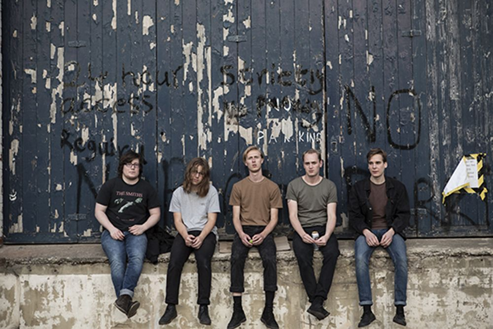 Katharine Hartley of Vibrations Magazine spoke to Eagulls in 2014. They discussed things like touring and differences from the UK and US.