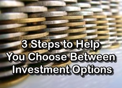Triple s investment options