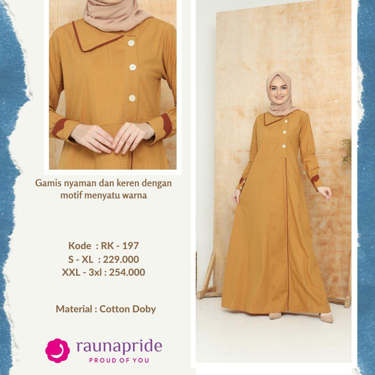 Termurah Wa 62896 1230 8363 Baju Gamis Rauna Pemalang Baju Rauna Terbaru Pemalang Baju Rauna Fashion Shirt Dress Dresses