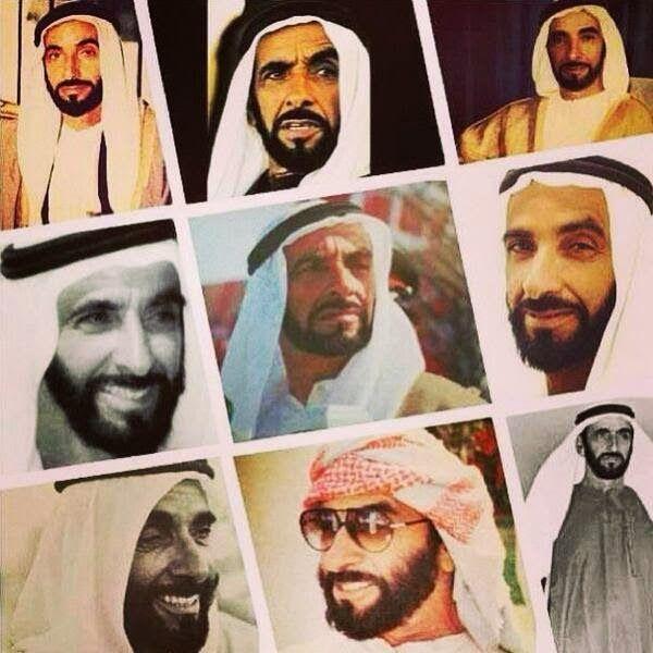 The Uae Man مدونة رجل الإمارات صور نادرة للشيخ زايد بن سلطان ال نهيان رحمه الله History Uae Arab Men History