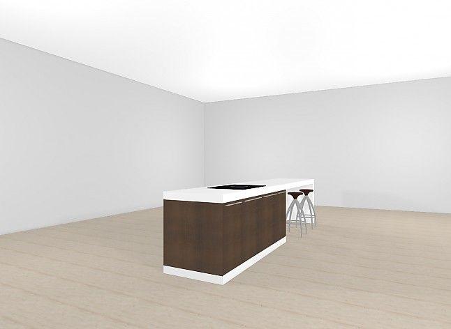 bulthaup-Musterküche bulthaup Kücheninsel mit Sitzgelegenheit ... | {Kücheninsel mit sitzgelegenheit 75}