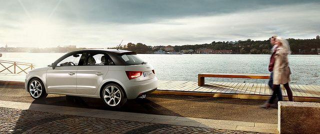 Audi A1 Sportback Glacier White Metallic Audi A1 Audi A1