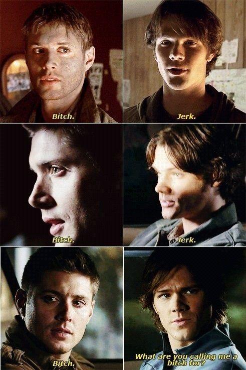 Dean and Sam | Supernatural