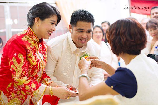 Malaysian Chinese Wedding