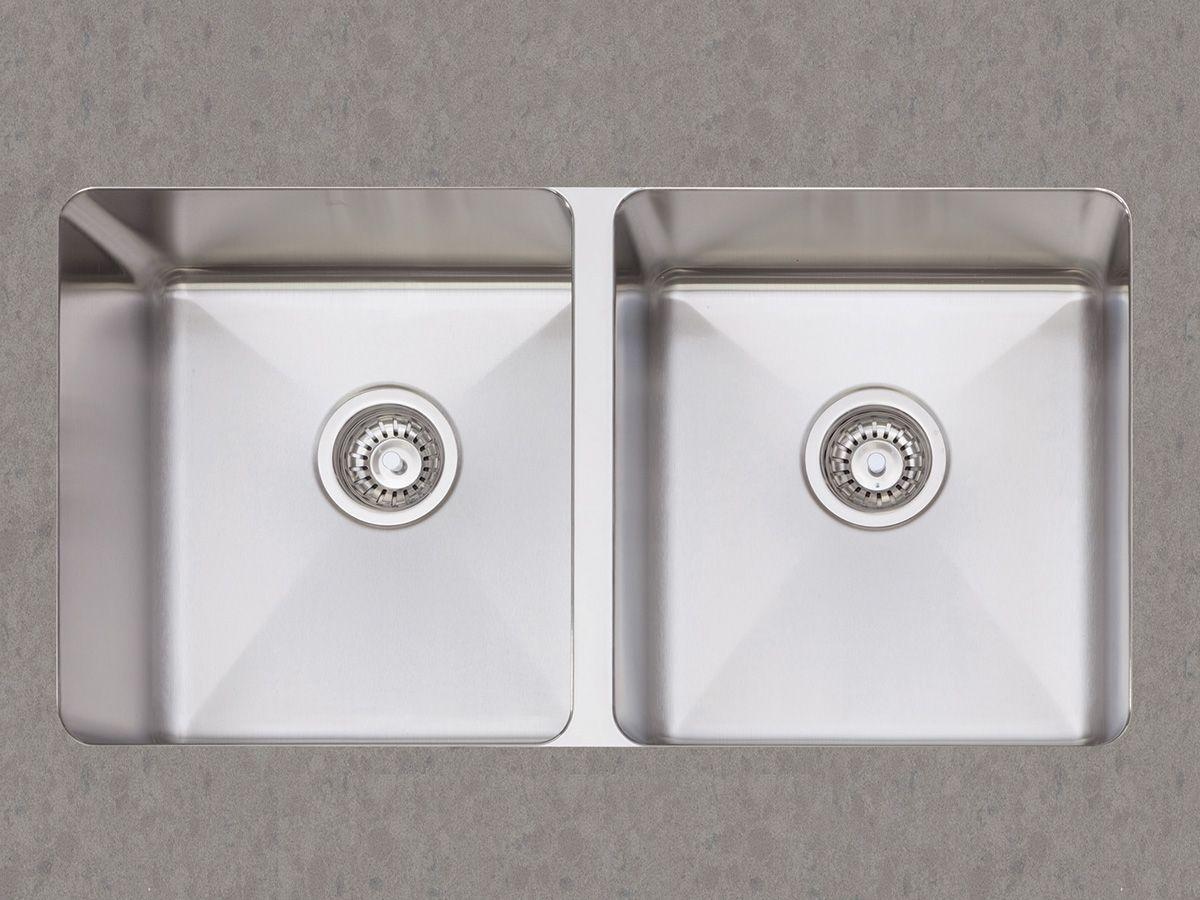 Afa | Cubeline | Double Undermount Kitchen Sink | cecil st kitchen ...