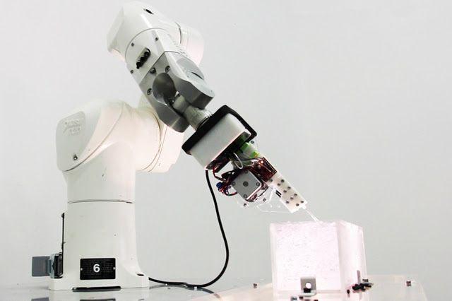 Resultado de imagen para impresoras 3d brazos robóticos