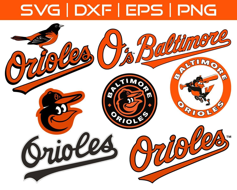Baltimore Orioles Mlb Baseball Team Logo Svg Eps Dxf Png Baseball Teams Logo Mlb Baseball Teams Baltimore Orioles