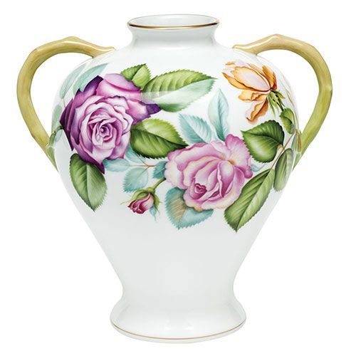 New Limited Edition Herend Vase Available At Protocol Elements
