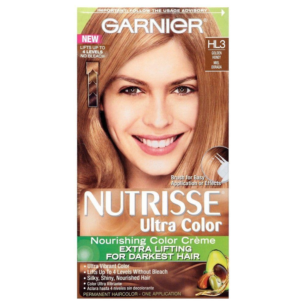 Garnier Nutrisse Nourishing Color Creme 93 Light Golden Blonde