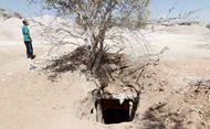 El cierre de los túneles que conectan Egipto con Gaza inquieta a Hamas