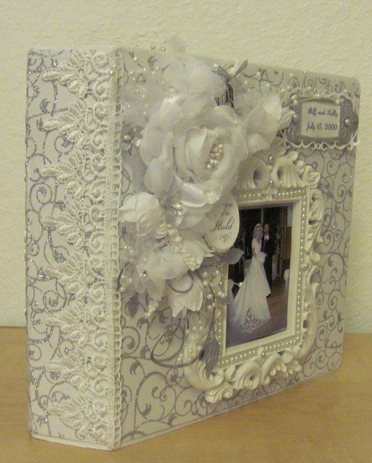 Diy Wedding Album Ideas: KVRLVN's Gallery: Wedding Mini Album