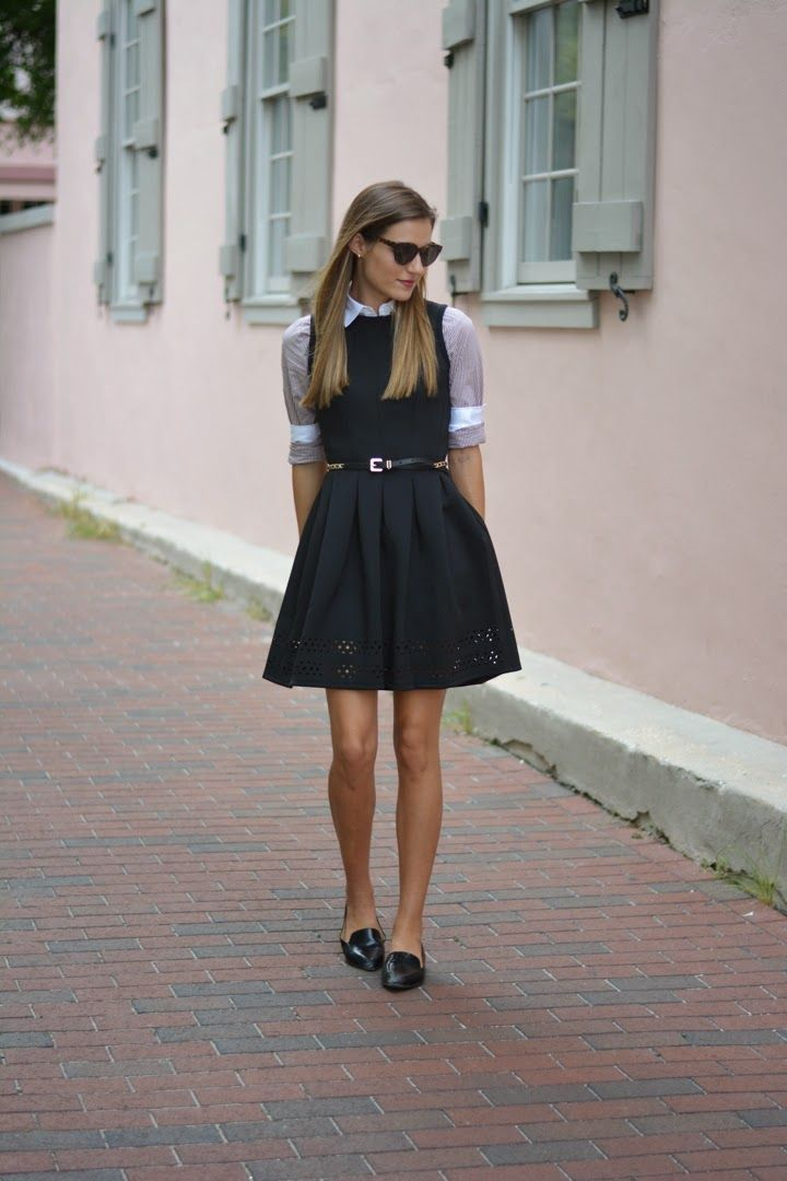 Tips For Layering Shirts And Dresses