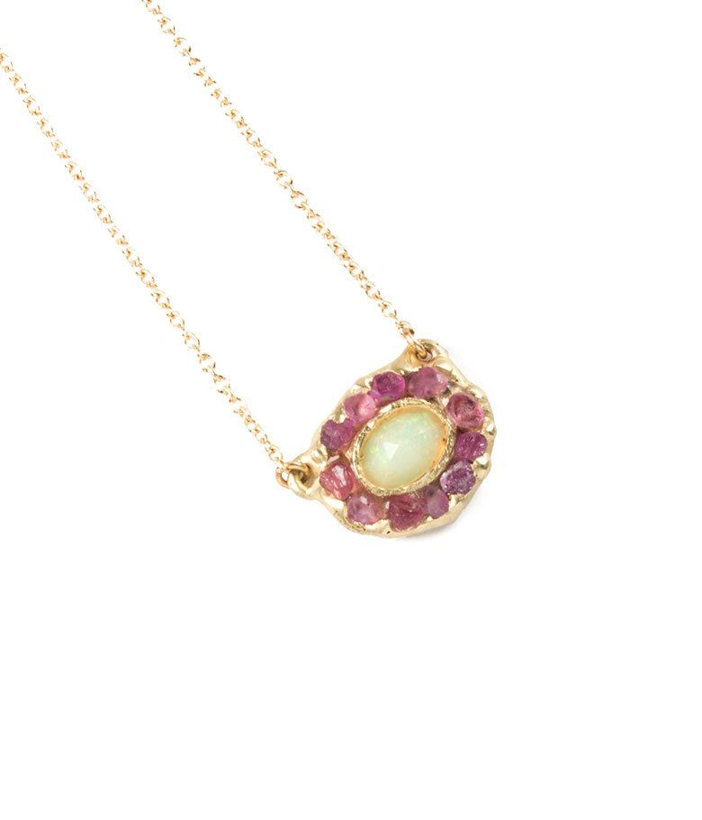 Looking Glass Pendant - Audry Rose