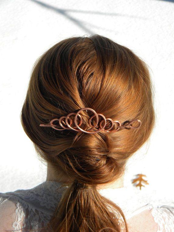Haarspange, Barrette, Haarschmuck, Sticks, Haarspange, Haar-Stick ...